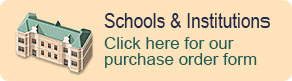 Schools and institutions: our purchase order form is now available for your convenience.